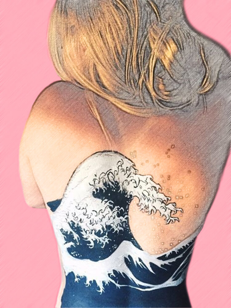 Body Art Body Painting Ideas