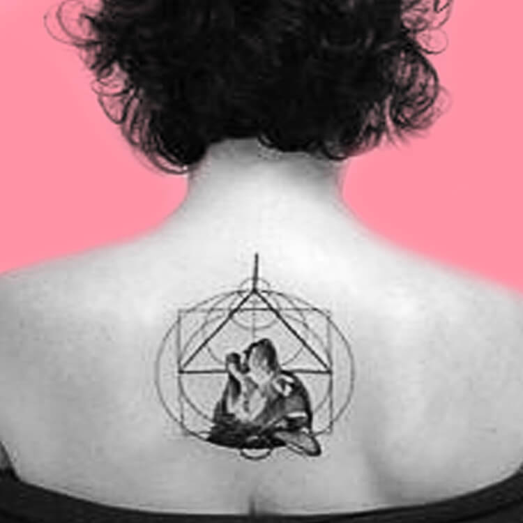 30+ Amazing Animal Back Tattoo designs to try , ShowmyBeauty