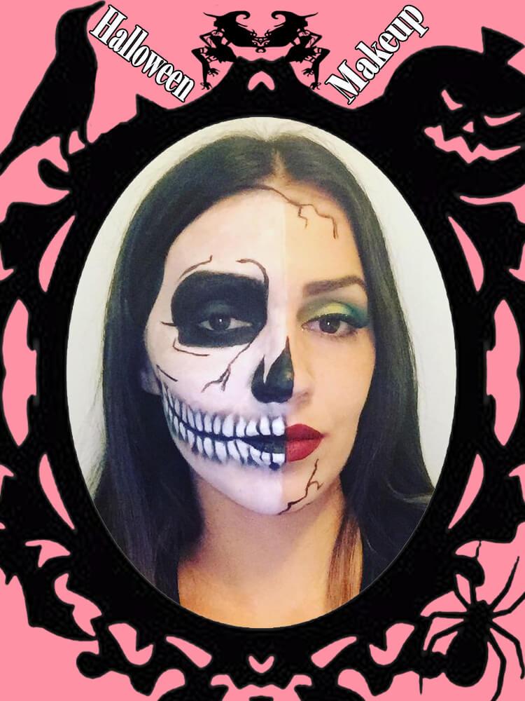 Halloween Makeup Ideas For Ladies S4 Showmybeauty
