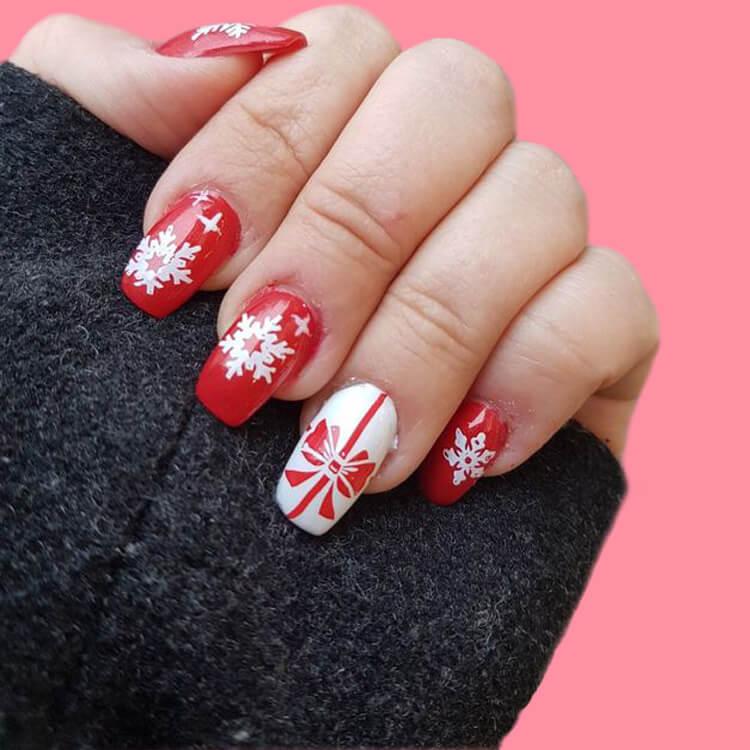Christmas Nail 2