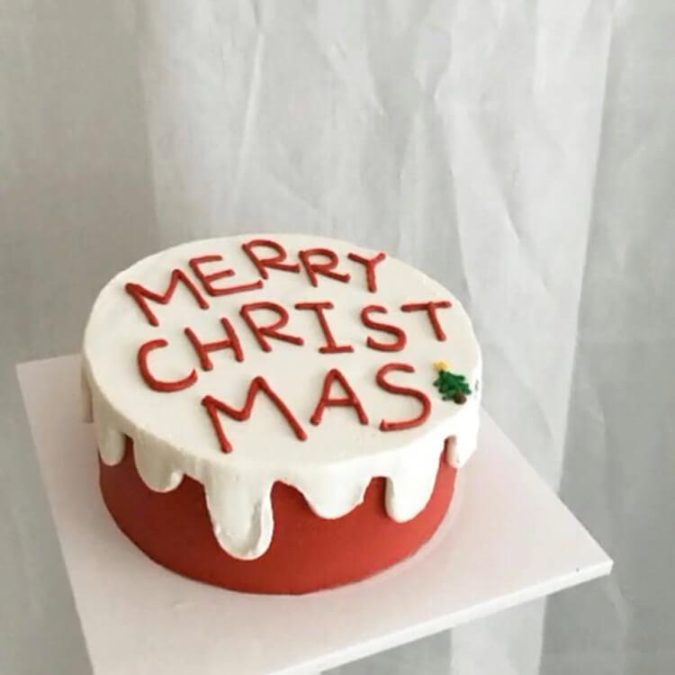 Christmas Cakes Ideas 10