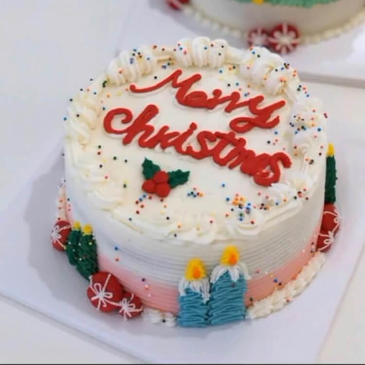Christmas Cakes Ideas 6