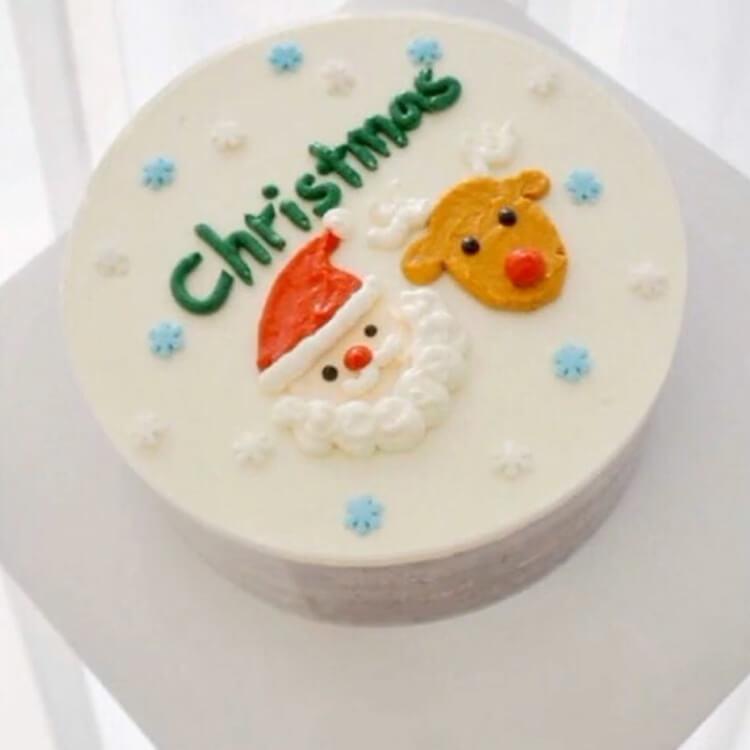 Christmas Cakes Ideas 7