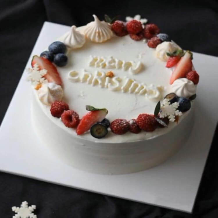 Christmas Cakes Ideas 8