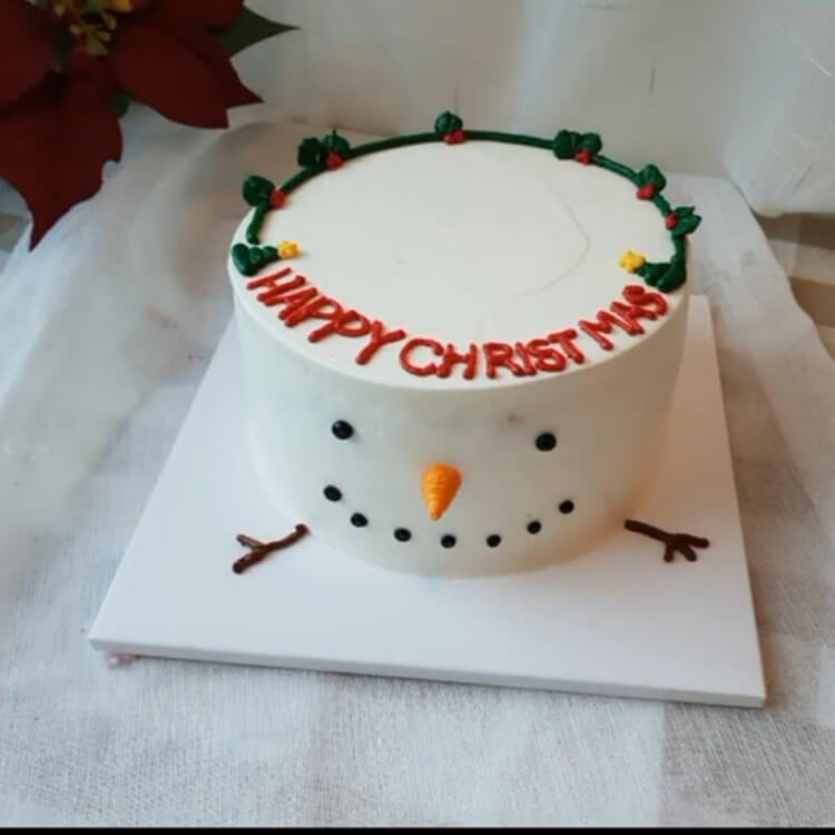 Christmas Cakes Ideas 9