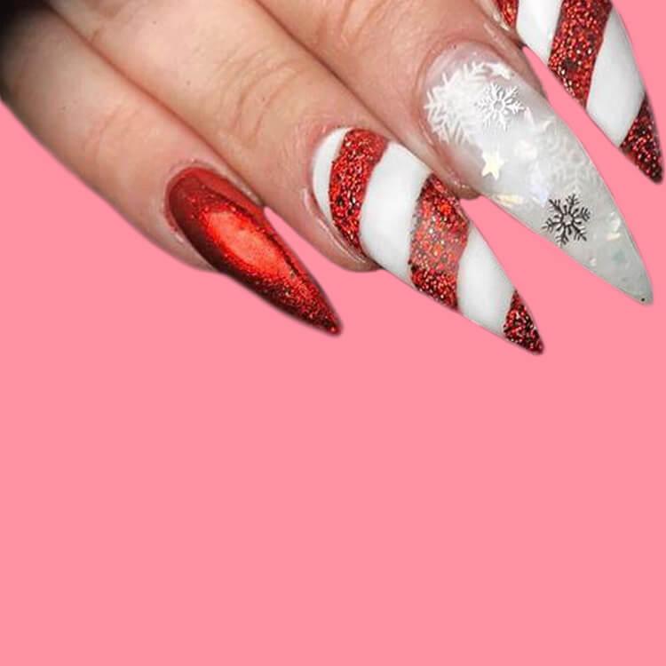 Christmas Nail Ideas 17