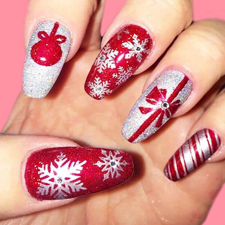 Christmas Nail Ideas 21