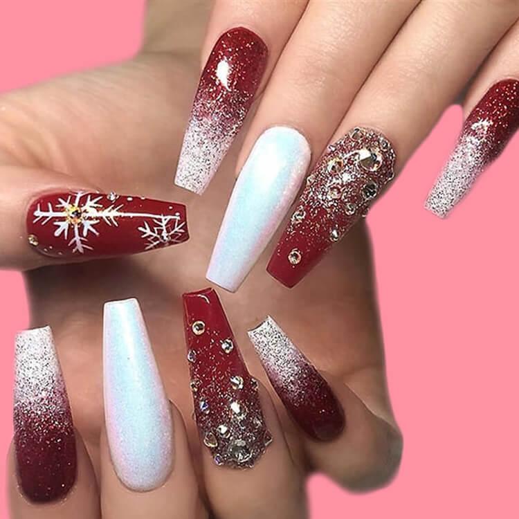 Christmas Nail Ideas 30