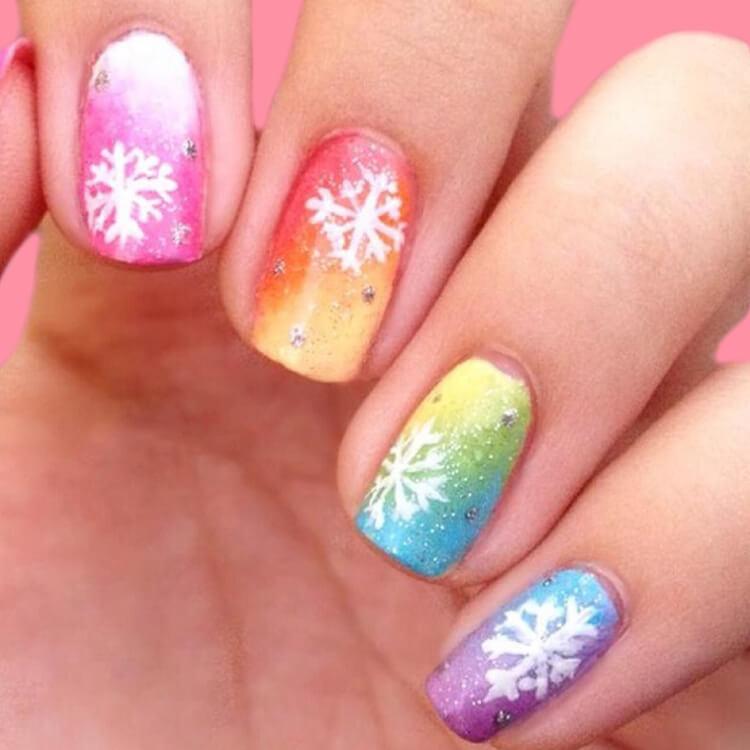 Christmas Nail Ideas 40
