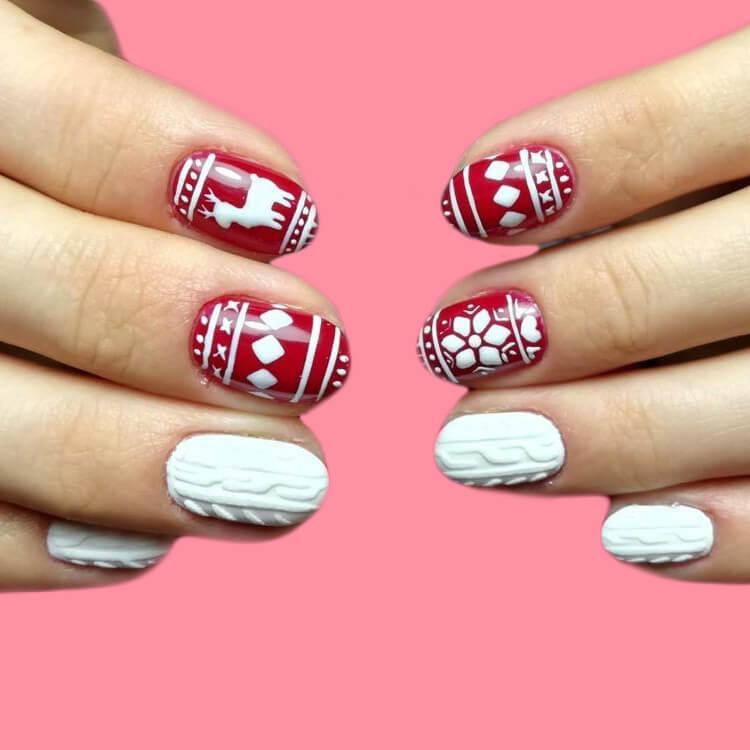 Christmas Nail Ideas 62