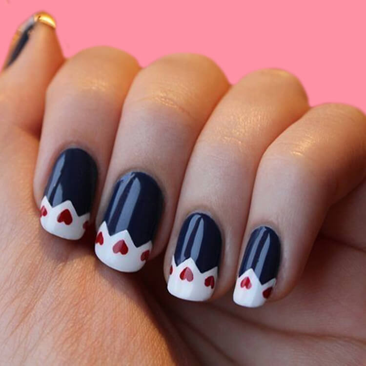 Show all Valentine's Day Nails Design for Romantic Day 22