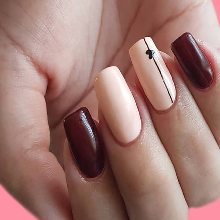 Show all Valentine's Day Nails Design for Romantic Day 3