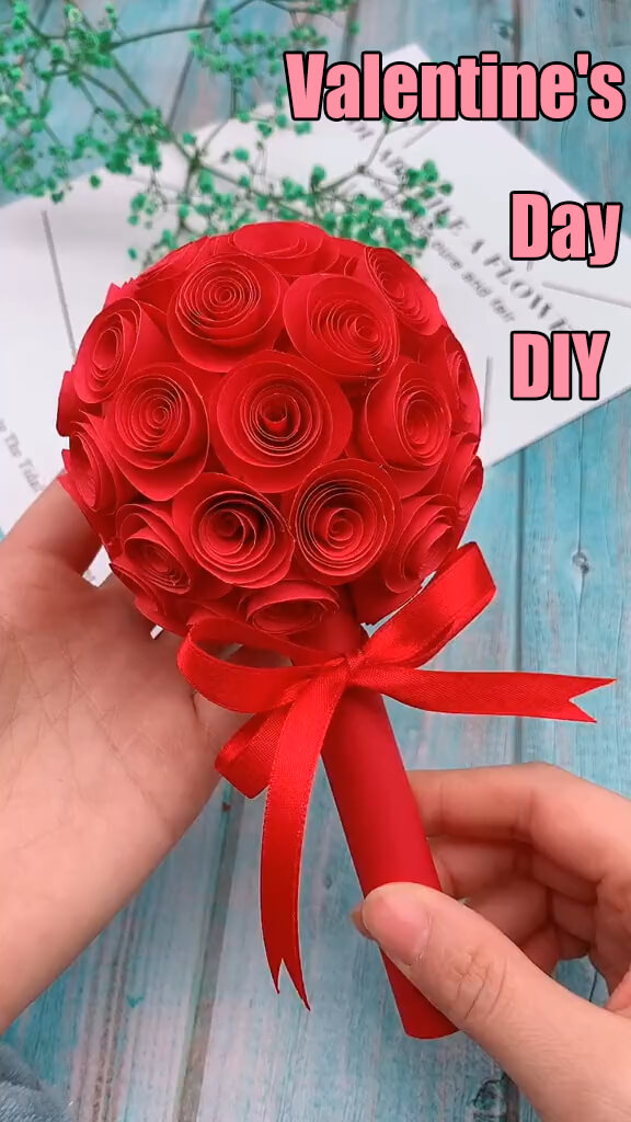 Show Lovely Valentine's Day DIY Ideas and Valentine's Day Cards 1