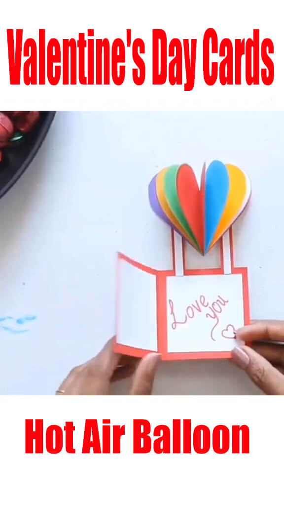 Show Lovely Valentine's Day DIY Ideas and Valentine's Day Cards 8